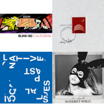 Blink-182, Skepta, Local Natives, Ariana Grande