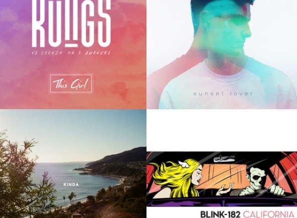 Kungs, Petite Biscuit, Lany, Blink-182